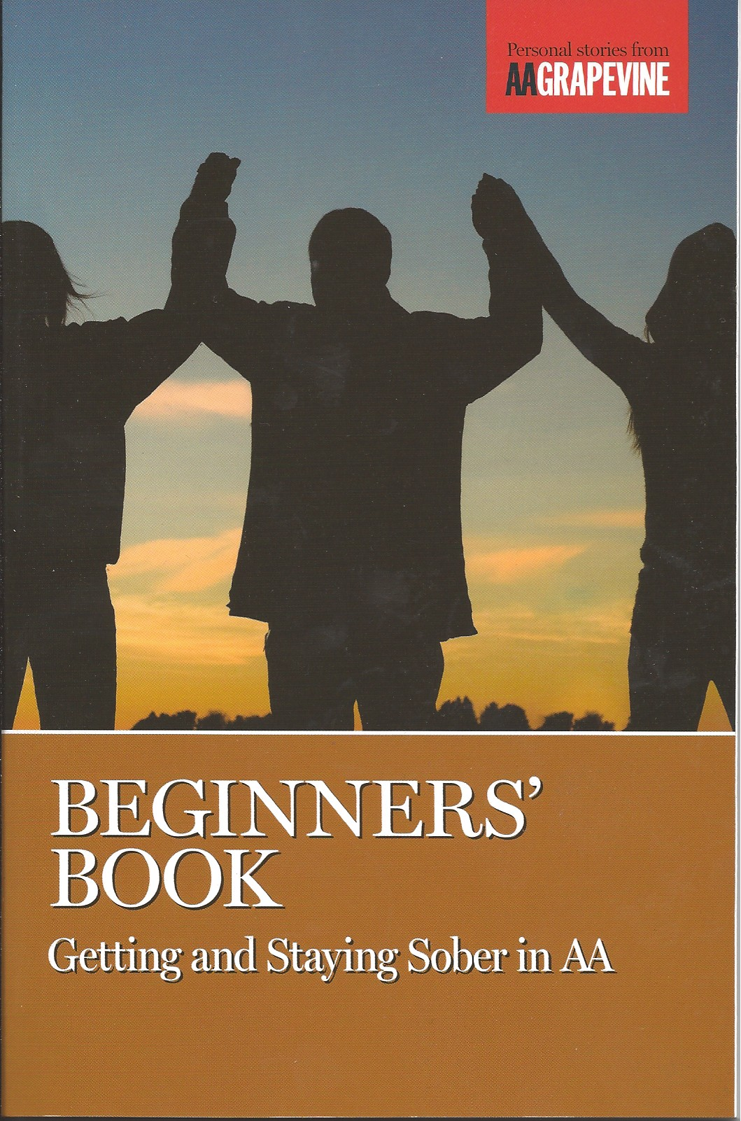 Beginners Book Getting And Staying Sober In Aa
