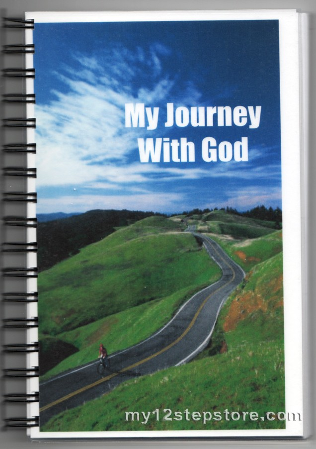 My Journey With God 30 Day Journal