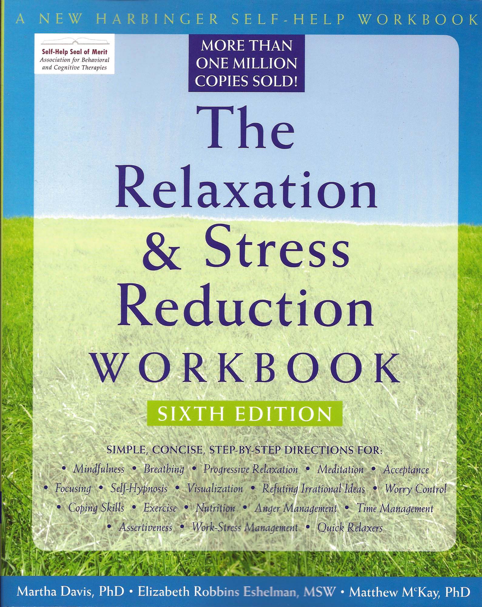 The Relaxation Amp Stress Reduction Workbook