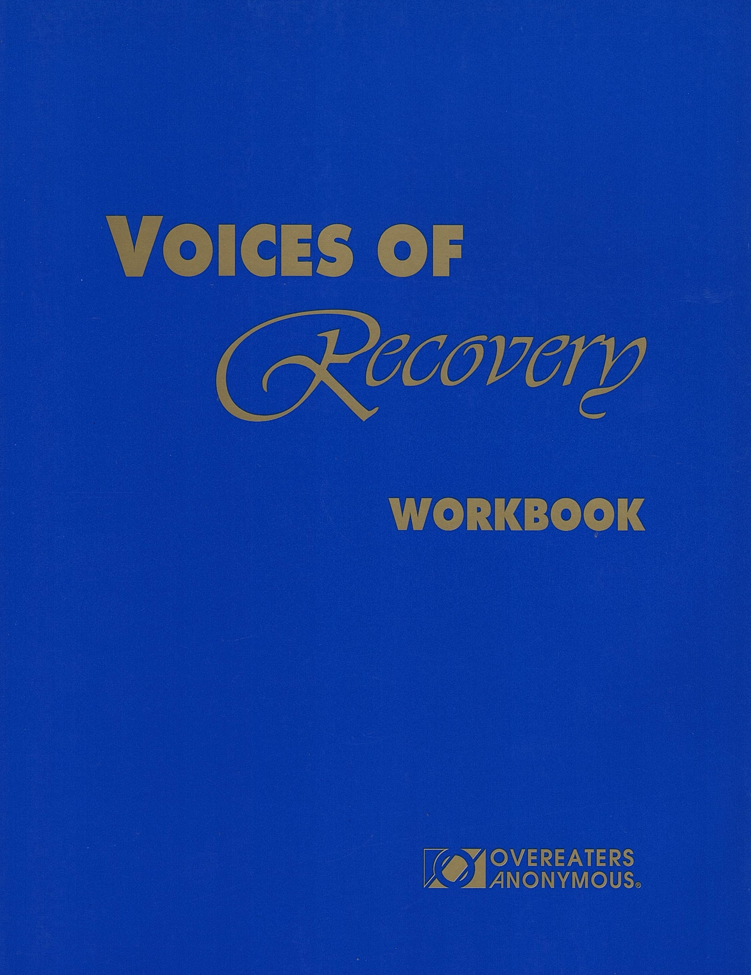 Oa 12 Step Workbook