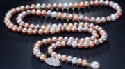 Women's Natural Freshwater Pearl Necklace