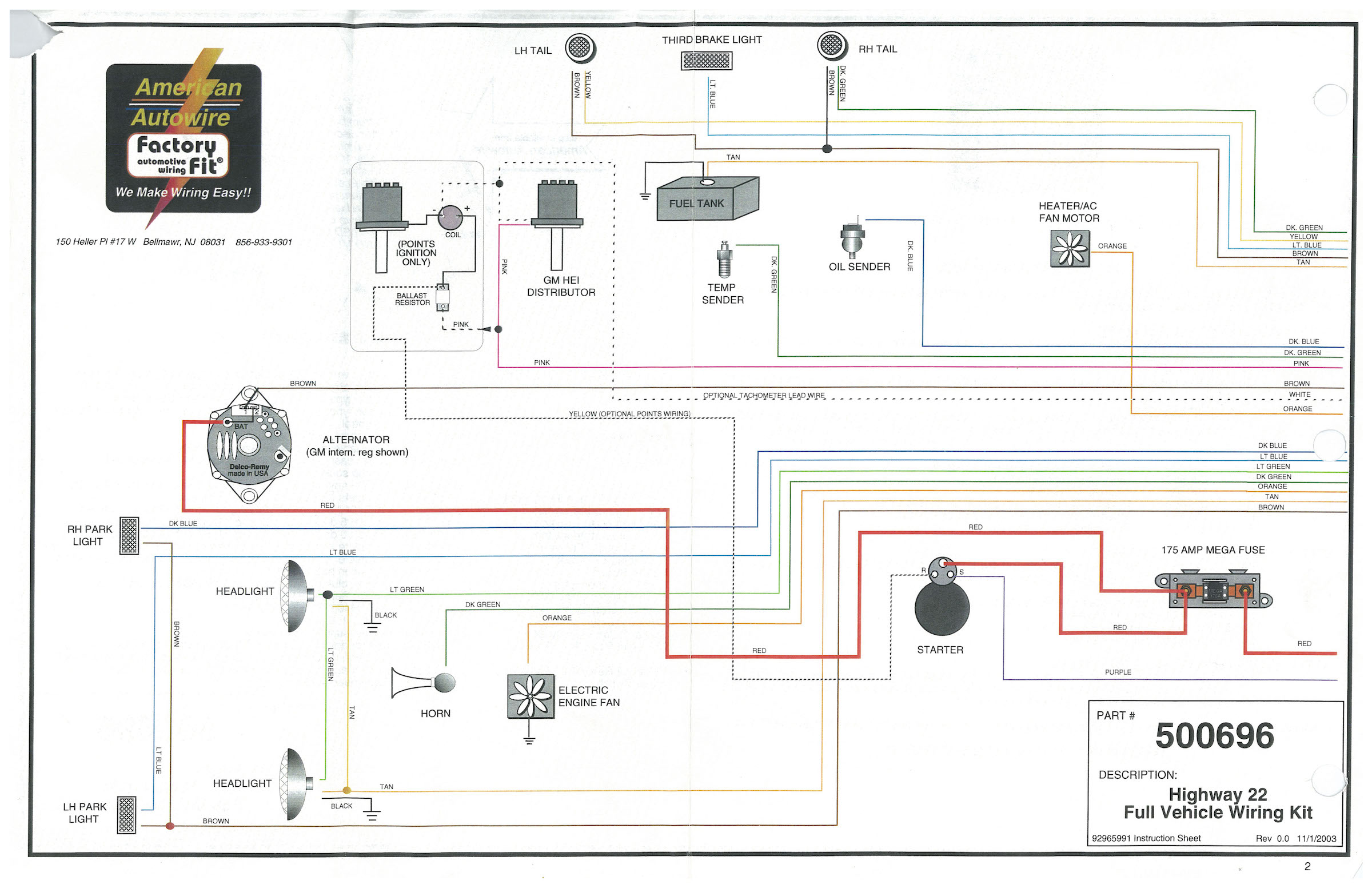 Chevrolet Ignition Wiring Diagram My 1947 Chevy Project