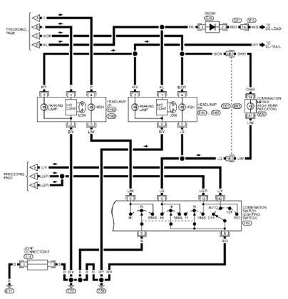 2000 Maxima Headlight Wiring Diagram