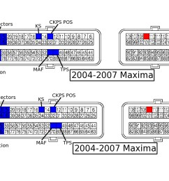 diagram of ecm pin out for 2004 expedition wiring diagram article require ecu pinout diagram for ford f250 2003 54 v8 petrol [ 4608 x 3072 Pixel ]