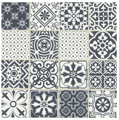 Finding a Perfect Tile for our Fireplace 2