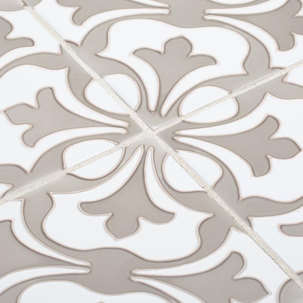 Finding a Perfect Tile for our Fireplace 4