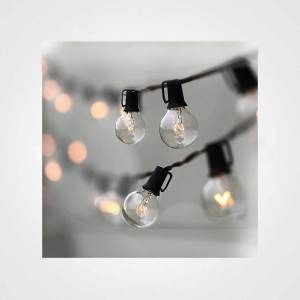 25 ct. Globe String Lights