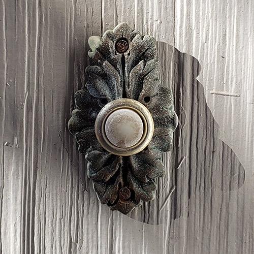 Old Door Bell Replacement
