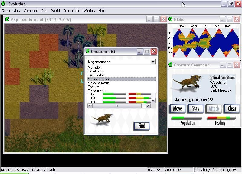 Download Evolution: The Game of Intelligent Life (Windows) - My Abandonware