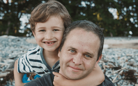 Elliot and his myABCdad