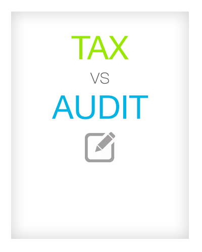 Tax or Audit
