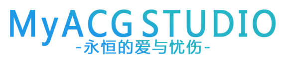 MyACG Beta Logo