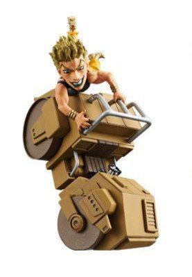 *現貨* 日版 WCF JOJO 奇妙冒險 星塵十字軍 DIO 世界 壓路機 單售 A款 公仔   日本景品   玩具   買動漫