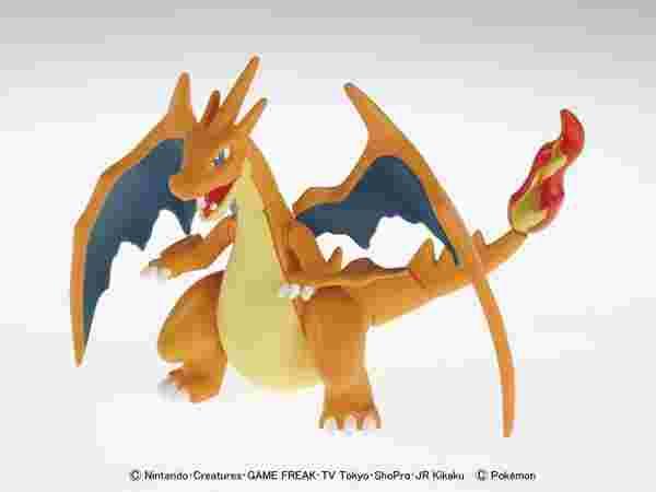 轉蛋概念館 ~ 代理 模型 精靈寶可夢 38 神奇寶貝 XY&Z 百萬進化 噴火龍 Y 現貨   其他塑膠模型   塑膠模型   買動漫