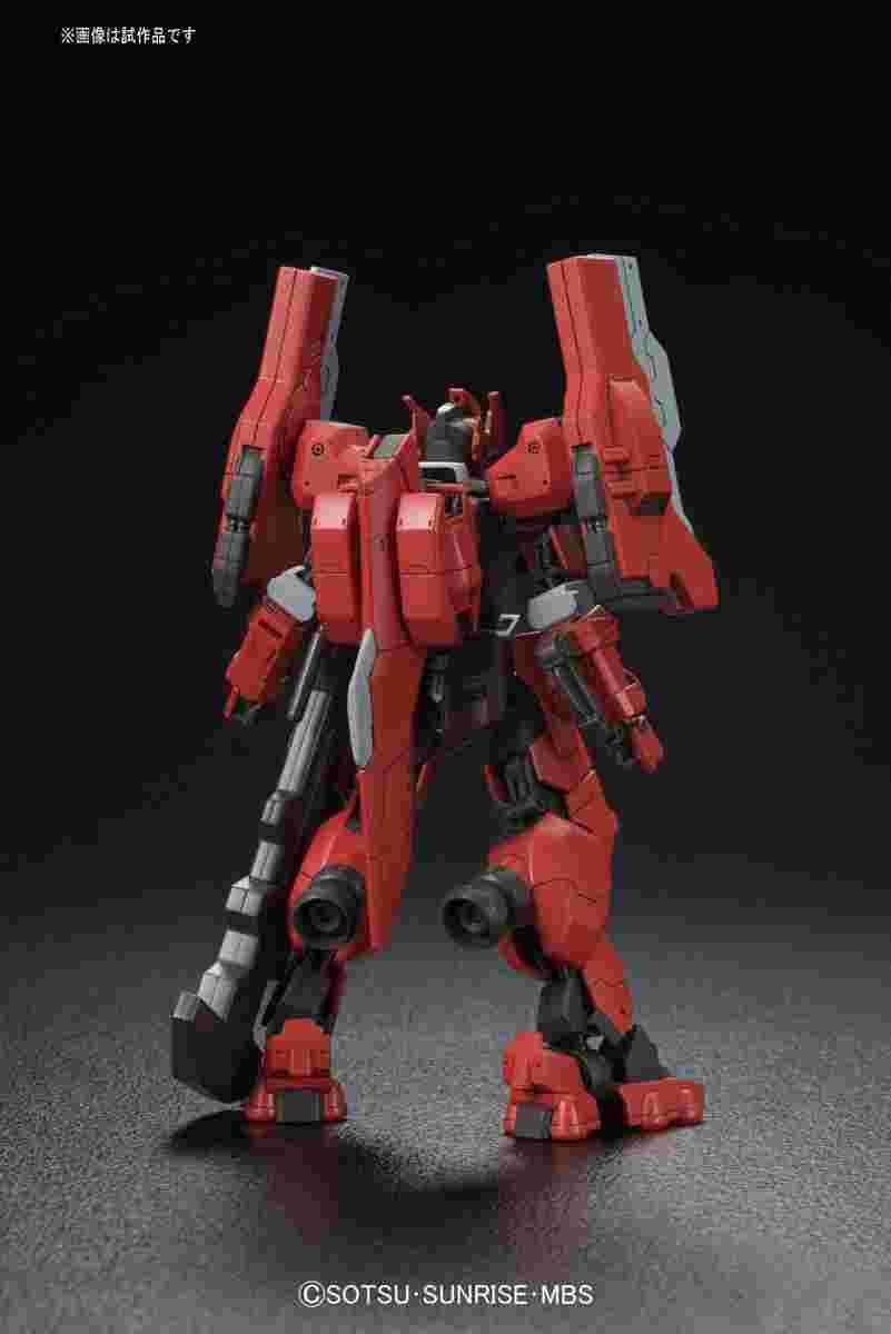 【豐模實】全新現貨 1/144 HG 鐵血的孤兒 月鋼 外傳登場機體 懼魔鋼彈 Gundam Astaroth 機動戰士鋼彈 厄祭戰爭 | 1 ...
