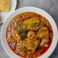 Banga Soup (Niger-Delta way)