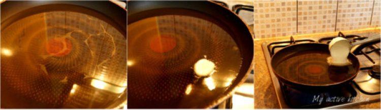 vegetable oil for deep frying