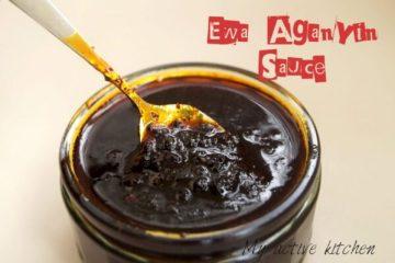 ewa agayin recipe