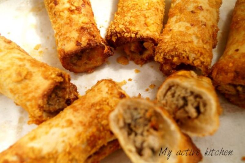 nigerian fish roll recipe