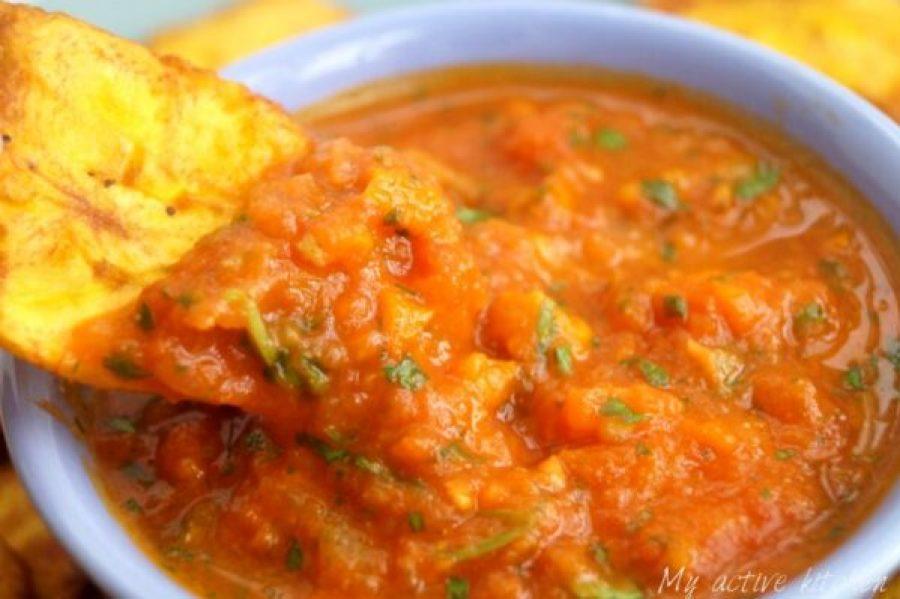 nigerian plantain chips