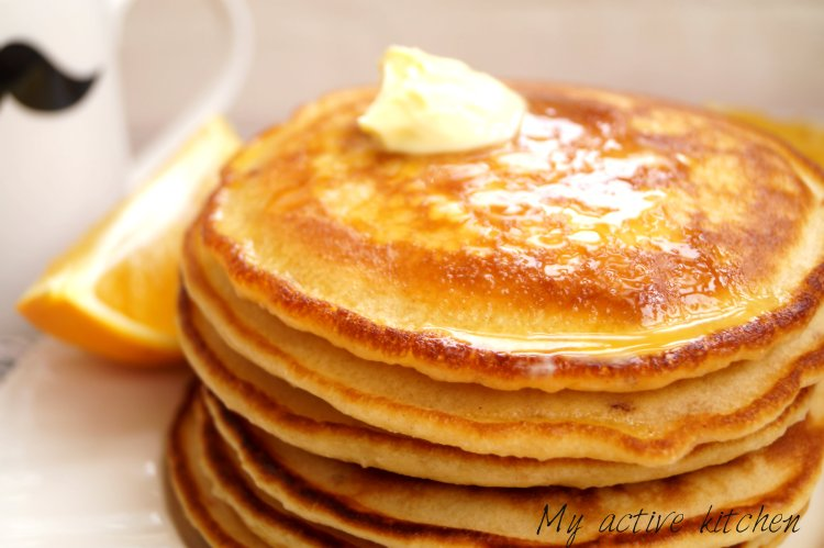 Pancakes Flapjacks And Griddle Cakes