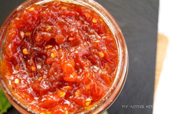 Tomato and ata rodo jam recipe