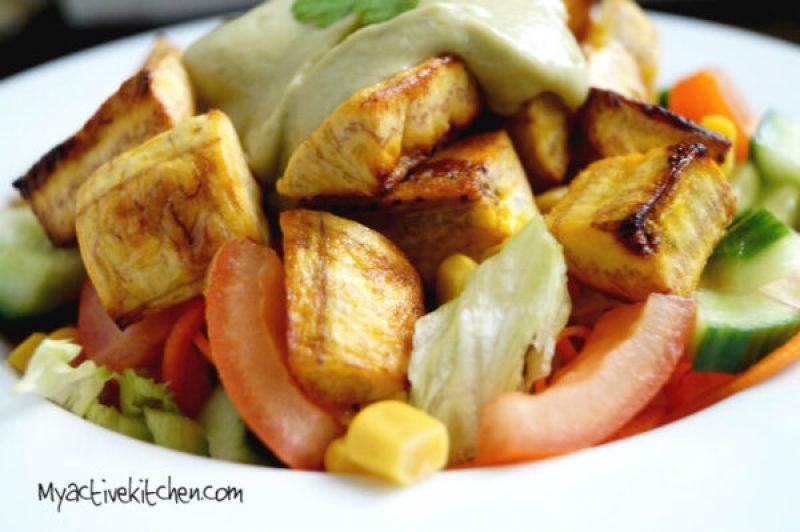 plantain-salad-recipe