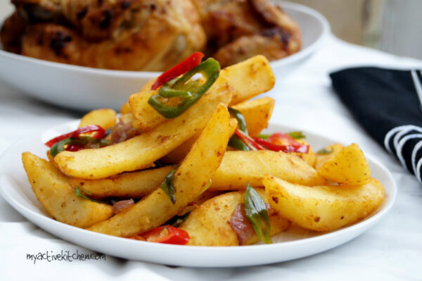 nigerian chips