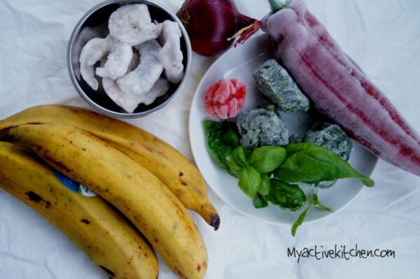 plantain porridge recipe