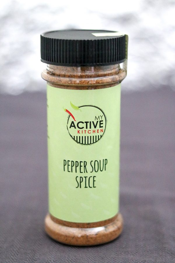 my active kitchen pepper soup spice