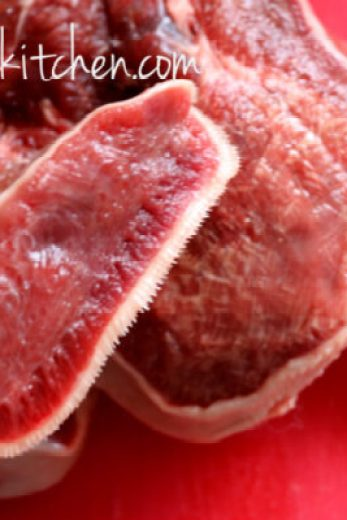 cow tongue recipe