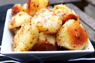 how to make roasted potatoes