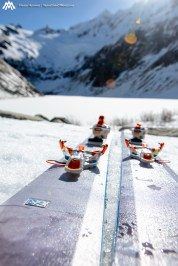 Even skis have perspective.
