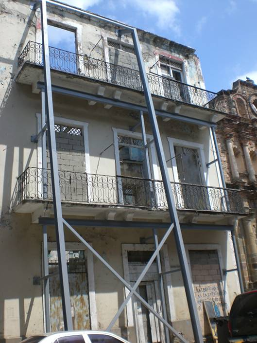 Renovations in Casco Viejo