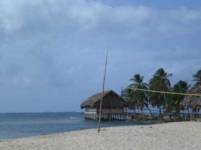 San Blas sailing, Isla Porvenir, San Blas