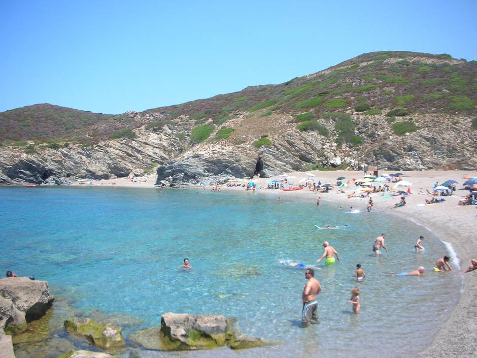 Things to do in Sardinia: go to the beach AND visit a mine, all in the same day