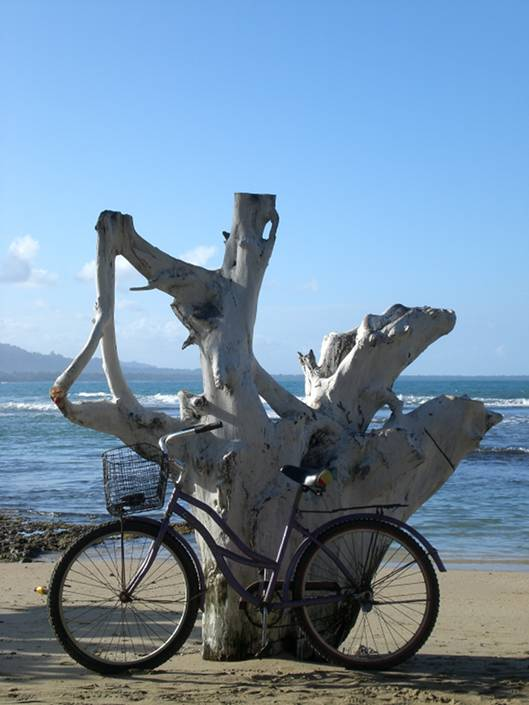 Biking around? One of the many things to do in Costa Rica