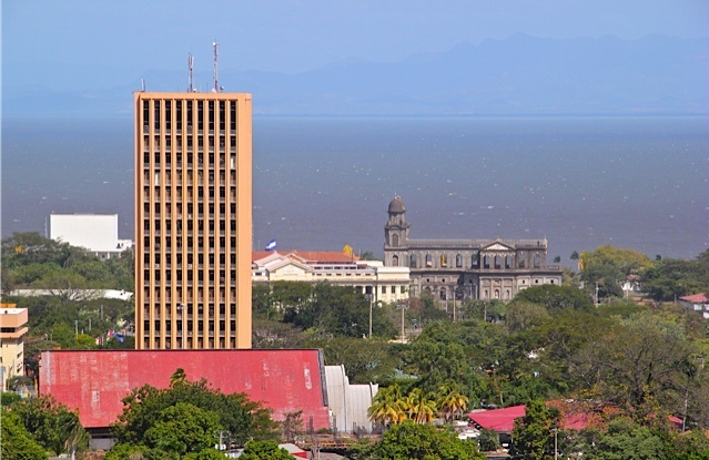 Managua is one of the places to visit in Nicaragua
