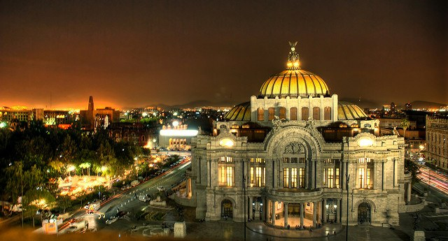Mexico City definitely deserves a visit