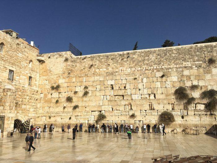 Jerusalem tourist attractions