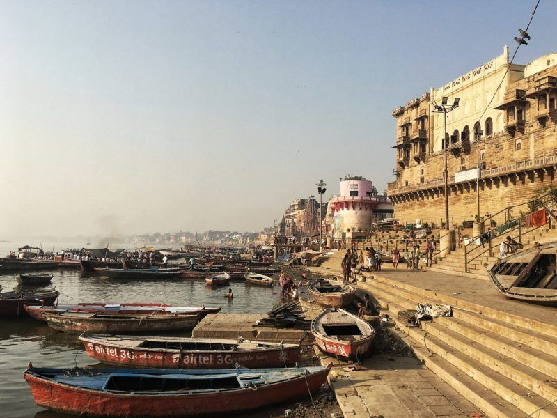 Google Maps saved me from getting lost in Varanasi