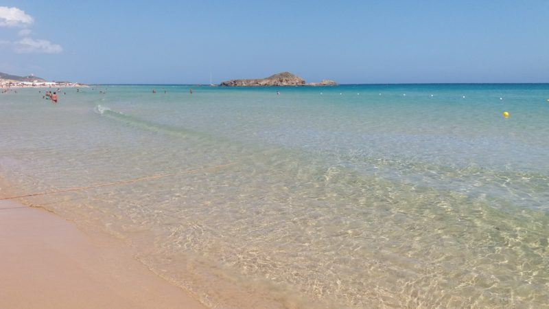 surf spots in Sardinia