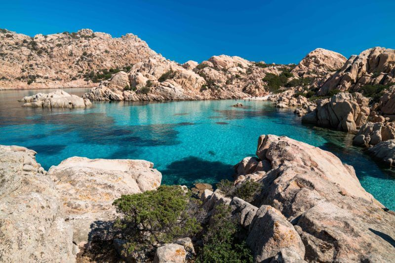 Sardinia best beaches