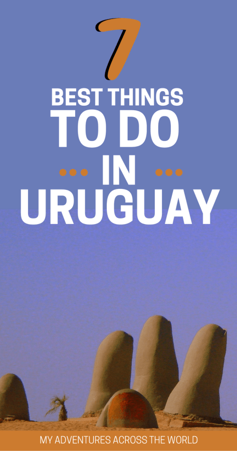Discover the best things to do in Uruguay - via @clautavani