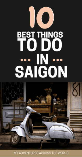 Learn about the things to do in Saigon - via @clautavani