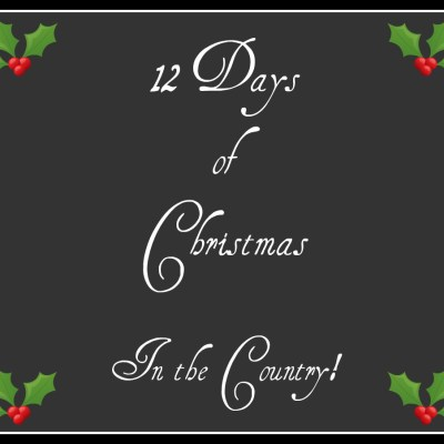Homemade Mixes: A 12 Days of Christmas in the Country Gift Idea