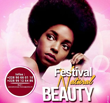 Festival Natural Beauty à Lomé : un rendez-vous tout au naturel !