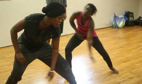 DANSEau Togo : Germaine Sikota à l'honneur