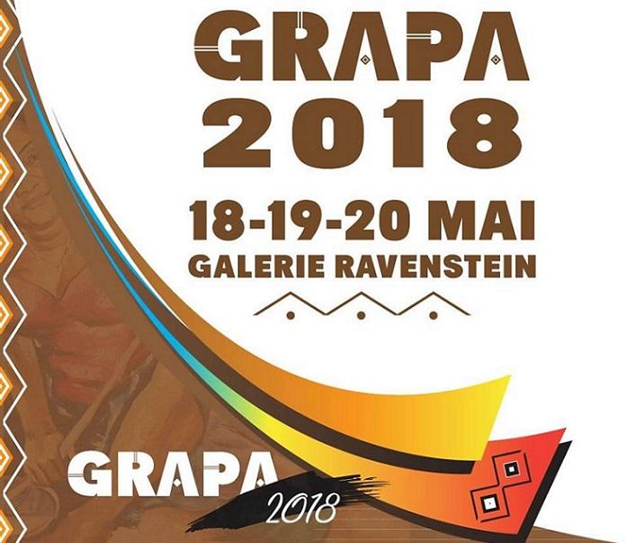 International / La GRAPA 2018, la peinture africaine est à l'honneur à Bruxelles