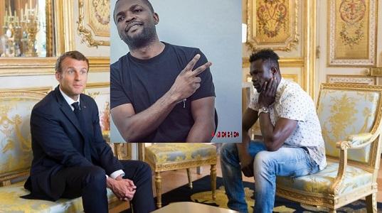 One Love chante le courage de Mamoudou Gassama!